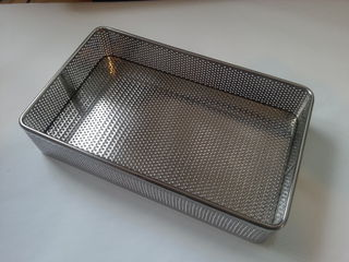 Stainless Basket 250mm x 150mm x 50mm